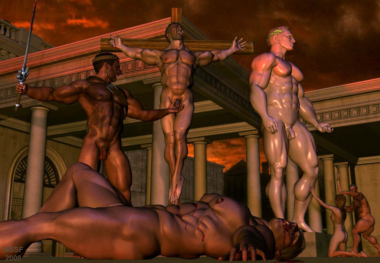 Ancient greek gay sex tube first time he 9