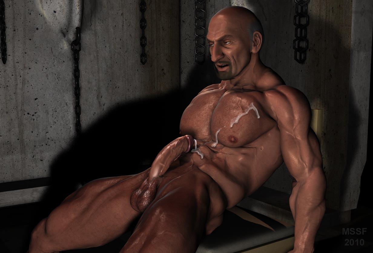Erotic art cum nude