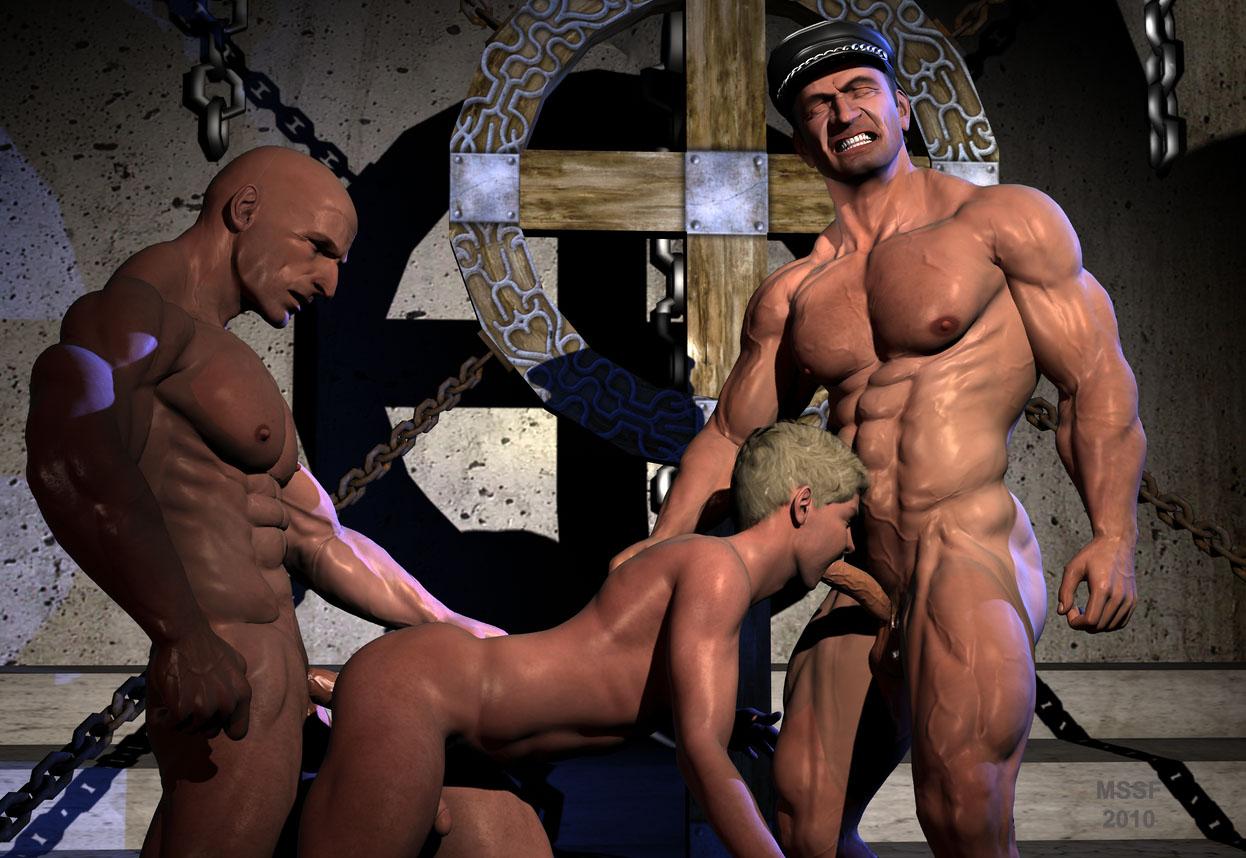 from Emmanuel evil gay