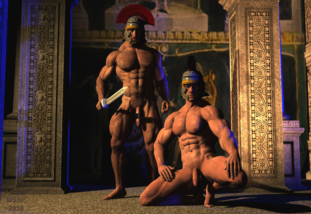 Gay porn ancient