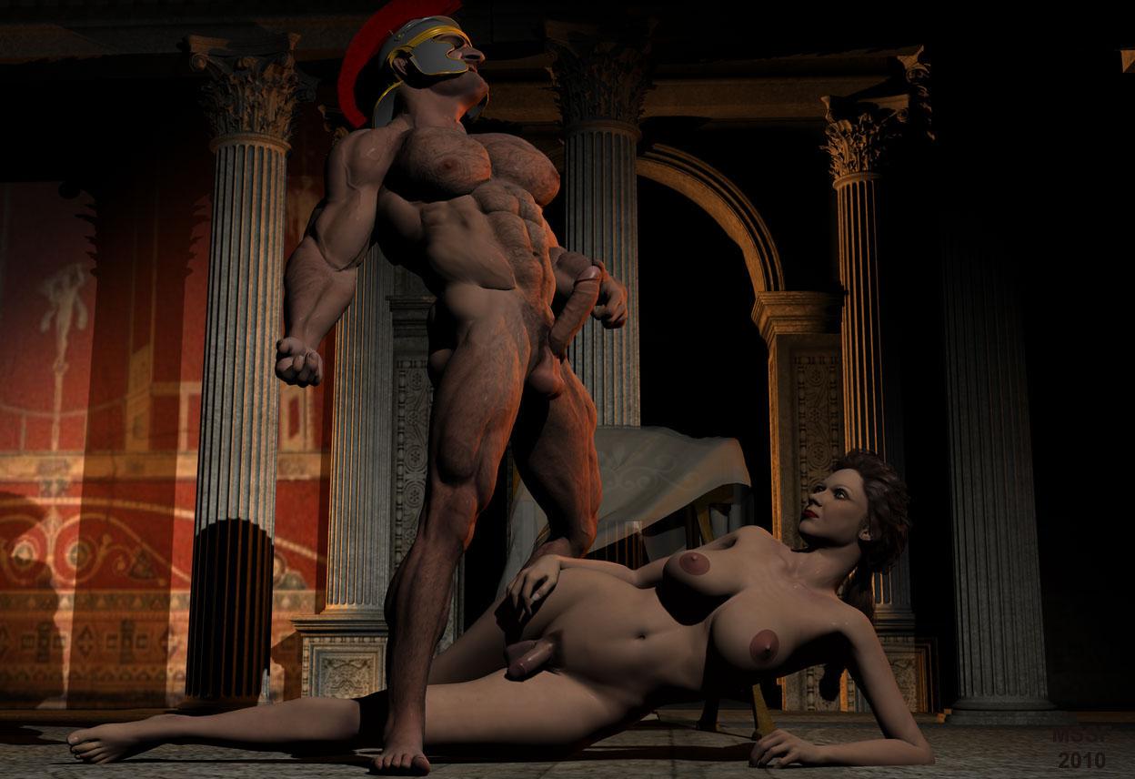 Порно фильм древние римляни