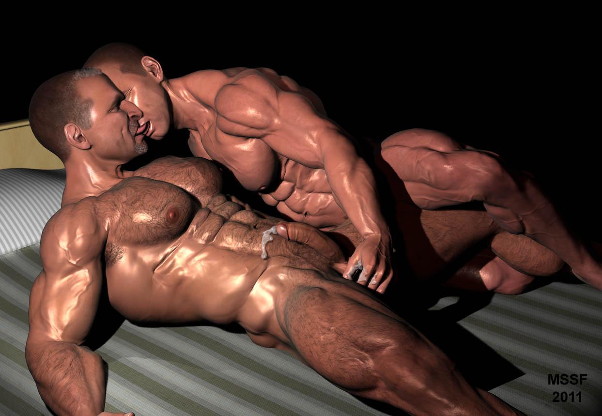 gay bodybuilders sex