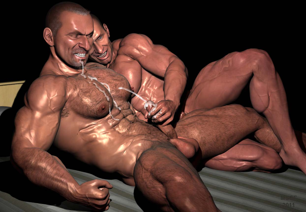 Free 3d muscle porn porn shaved slut