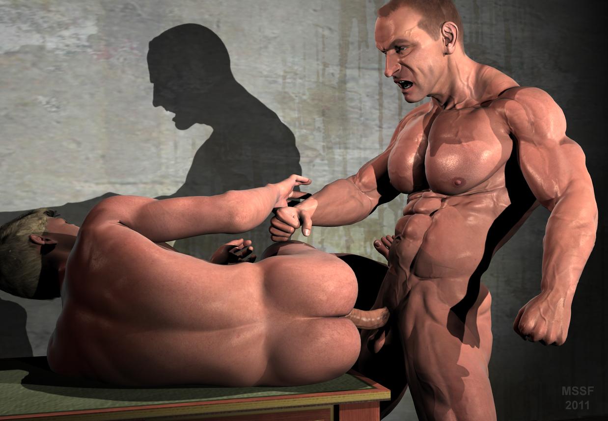 Male bodybuilder gay gallery