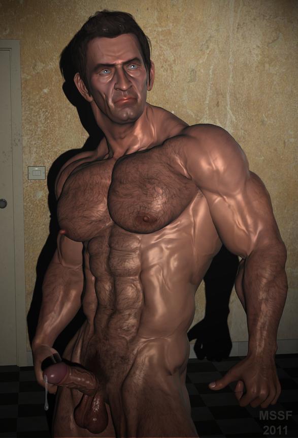 gay bodybuilder porn