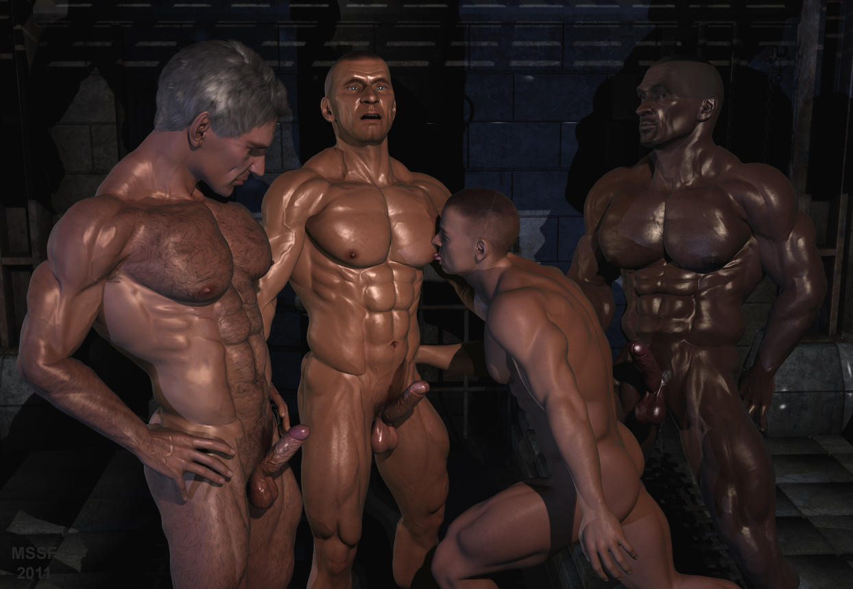 Animated 3d muscle man fucks girl nackt scenes