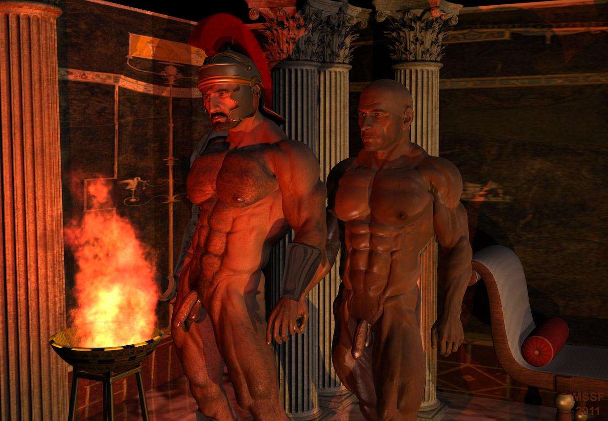 Gladiator Sex Nude 31