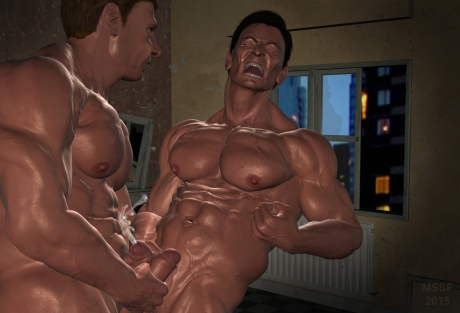 XTUBE DICK AND RICHARD BALDWIN 2A