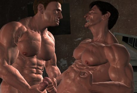XTUBE DICK AND RICHARD BALDWIN 3A