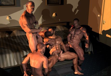 FIVE WAY DADDY WORSHIP